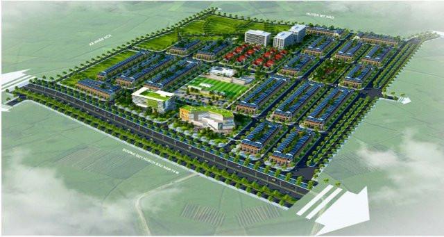 Khu đô thị Yên Sơn