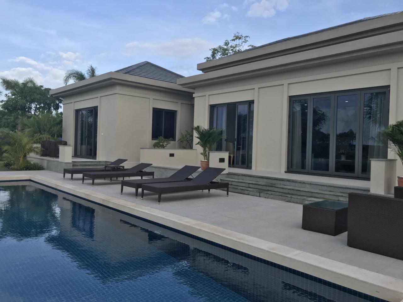Biệt thự biển Coastar Estates Hồ Tràm dt 1000m2 giá chỉ từ 8 triệu/m2 gần Casino