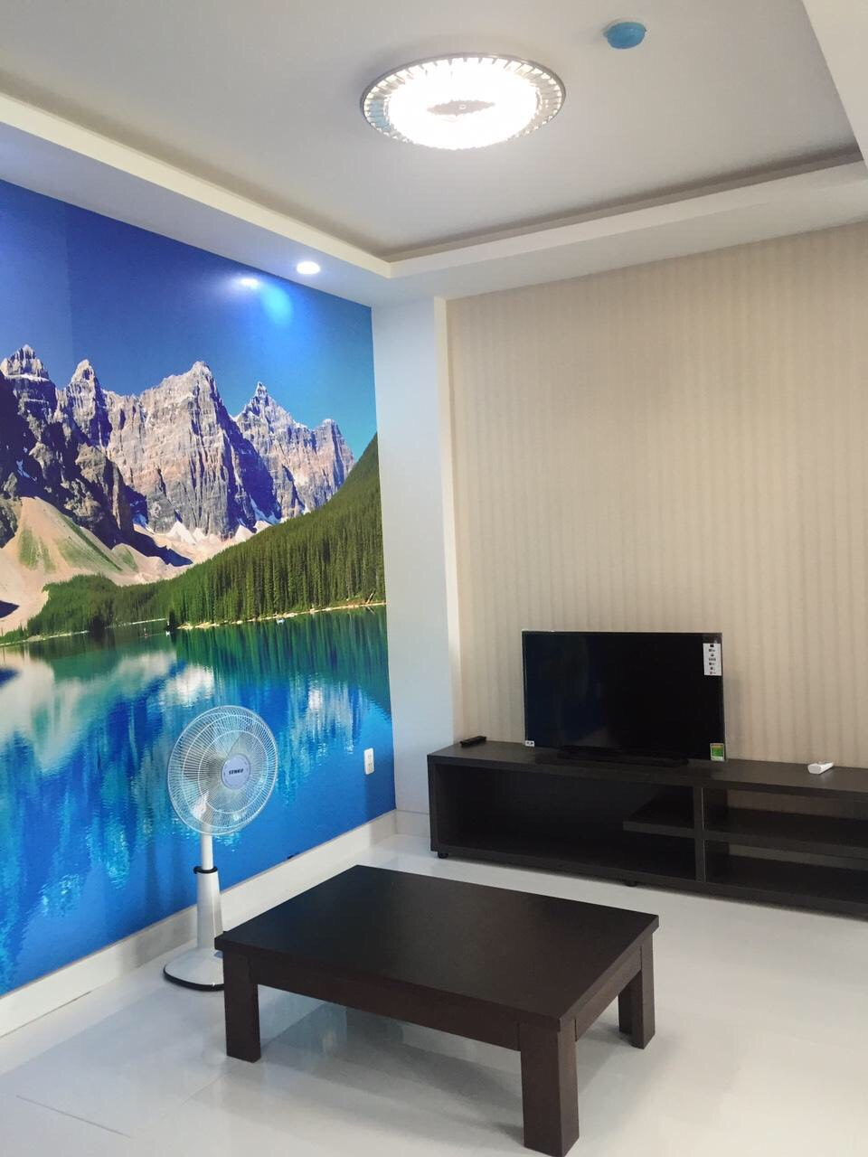Cho thuê căn hộ mini khu Trung Sơn giáp Quận 7 DT: 30-45m2, full nội thất, kệ bếp