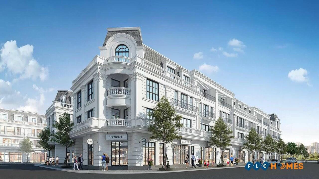 Mở bán Shophouse cuối cùng dự án căn hộ cao cấp, khách sạn 5* đầu tiên ngay tại trung tâm Tp, Pleiku, Gia Lai giá chỉ 29 - 34 triệu/m2
