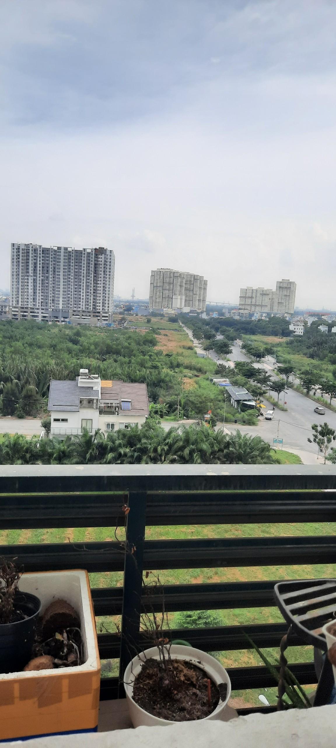 Cho Thuê căn hộ chung cư Phú Mỹ DT: 90m2 full NT 2PN, 2WC