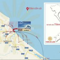 đất Biển Cửa Việt, Quảng Trị - Cách Biển 200m - Giá Từ 725 Triệu/m2 View Biển Lh 0931195-888