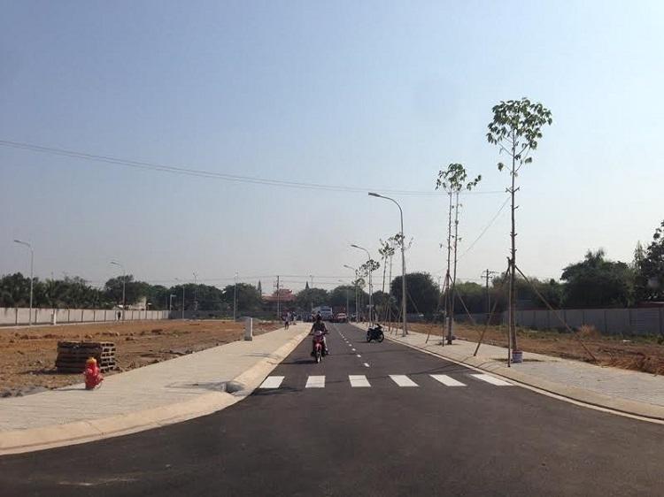 Đất mặt tiền quốc lộ chính chủ cần tiền sang gấp 750tr/181m sổ đỏ công chứng